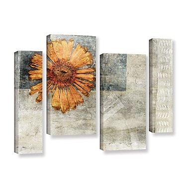 ArtWall Elena Ray's 4 Piece Photographic Print on Wrapped Canvas Set; 36'' H x 54'' W