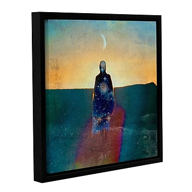 ArtWall Celestial Soul by Elena Ray Framed Graphic Art on Wrapped Canvas; 14'' H x 14'' W