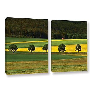 ArtWall 5026Aaa1 by Lindsey Janich 2 Piece Photographic Print on Wrapped Canvas Set; 24'' H x 36'' W