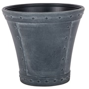 Suncast Rivanna Resin Pot Planter (Set of 2)