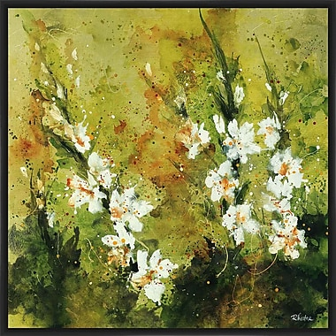 PTM Images Floral Garden Painting Print
