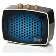 Bem (HL2515D) Range Strum Portable Speaker System, Midnight