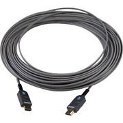 COMPREHENSIVE CABLE HD-HD-100PROPAF Fiber-Optic HDMI Cable, 100', Gray