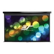 Elite Screens Manual Series M150UWV2, projection screen, 150 in