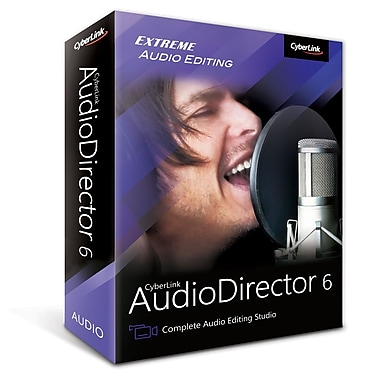 Cyberlink AudioDirector 6 Ultra, Download