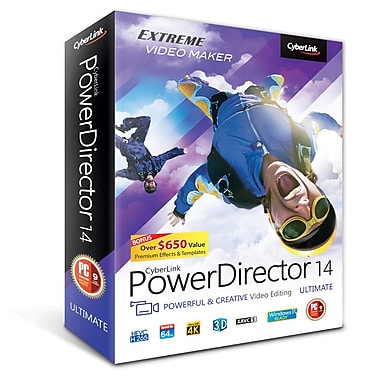 CyberLink PowerDirector 14 Ultimate, Download