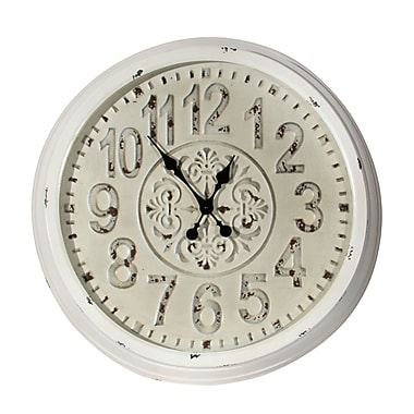 Home Details Wall clock, 27.5