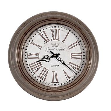Home Details Wall clock, 17