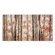 """Home Details Painting Birch, 20"""" x 40"""""""