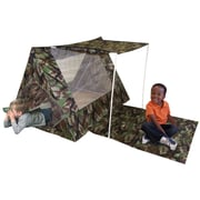 Kid's Adventure Camo Fort Play Tent Set by