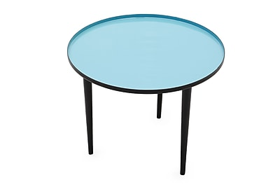Foreign Affairs Home Decor Robins Round Side Table
