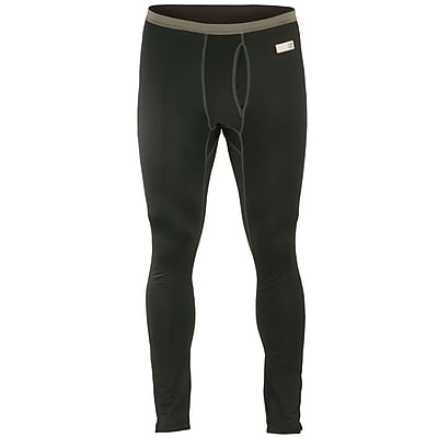 Ergodyne® CORE Performance Work Wear® 6480 Base Layer Thermal Bottoms, Black, Medium