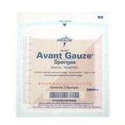 """Avant Gauze® Non-woven Sterile Sponges, 4"""" x 4"""" Size, 4 Ply, 1200/Pack"""