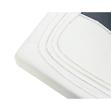 Soft-Fit® Knitted Bassinet/Crib Sheets, White, 27