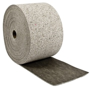 "Brady® Re-Form™ 14 1/4""(W) x 150'(L) Plus Heavy Weight Roll Absorbent Pad, 27 gal"
