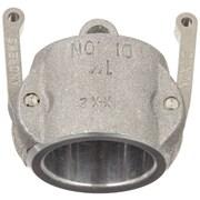 """Dixon™ Valve 100 Aluminum Type DC Dust Cap, 1"""" Female Quick"""