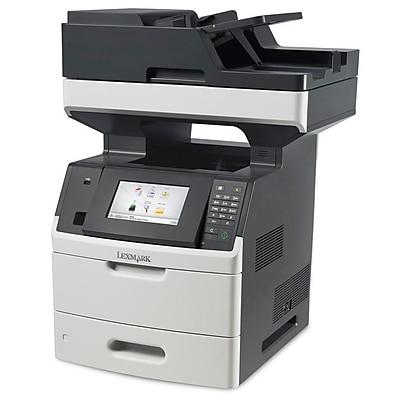 Lexmark MX710de Mono Laser All-in-One Printer (LEX24T7401)