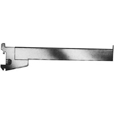 Rectangular Tubing Straight Arm, Chrome, 14