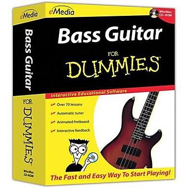 eMedia Bass Guitar For Dummies for Mac (1 User) [Download]