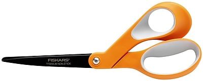 Premier Softgrip Titanium Non-Stick Scissors, 8