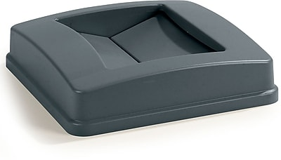 Carlisle ABS Swing Top Lid for 35 & 50 gal. Centurian Series Container, Gray