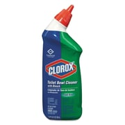 Clorox® Toilet Bowl Cleaner with Bleach, 24 oz.