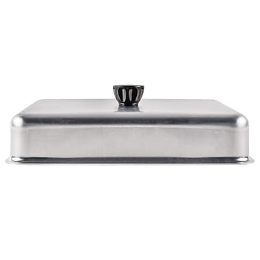 American Metalcraft BASQ1020, 10'' Stainless Steel Square Basting Cover