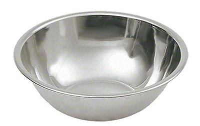 Update International 8 qt Stainless Steel Mixing