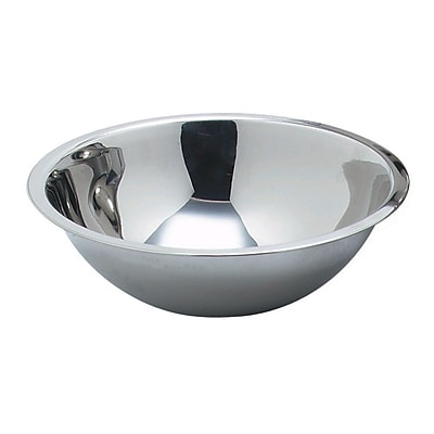 Carlisle 8 qt Classic Stainless Steel Mixing Bowl