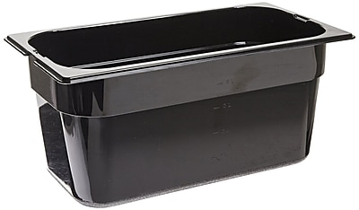 Carlisle 1046203, One-Third Size HH Food Pans - 6'' (5.7 qt)