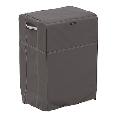 Classic Accessories® Ravenna® Patio Square Smoker Cover, Dark Taupe