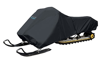 Classic Accessories® SledGear® Snowmobile Storage Cover, Black, Large