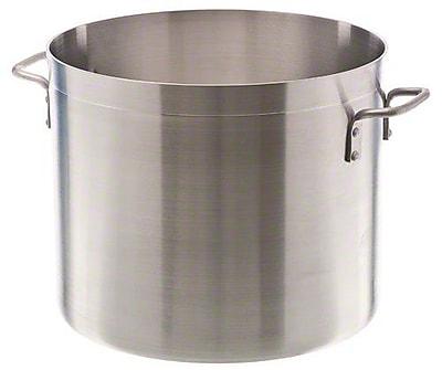 Update International APT-32 32 qt. Aluminum Stock Pot