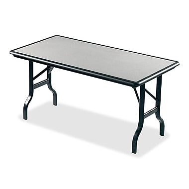 Iceberg 5' Indestruc-Tables™ Folding Table, Granite