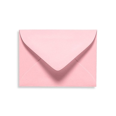 LUX #17 Mini Envelope (2 11/16 x 3 11/16) 500/Box, Candy Pink (EXLEVC-14-500)