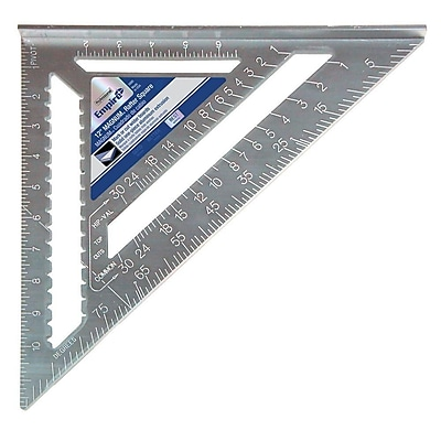 Empire® Level Heavy-Duty MAGNUM™ Rafter Square, 12