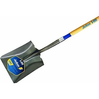 Kodiak® Tempered Steel J-250 Square Shovel, 9 3/4 in (W), 11 1/2 in (L)