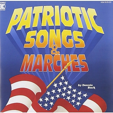 Kimbo Dance & Fitness CDs, Songs & Marches