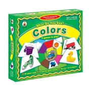 Carson-Dellosa What Do You See? Colors Board Game