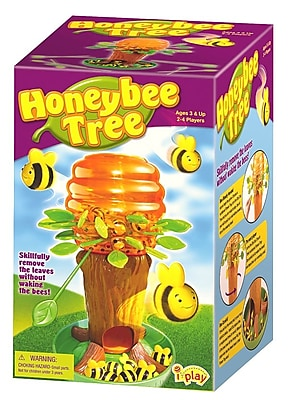 International Playthings Early Learning Game, Honey Bee Tree