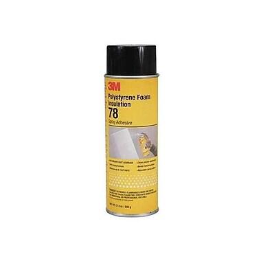 3M Insulation Inverted Spray Adhesive 24 oz., 12/Case