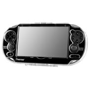Insten® Snap-in Crystal Case For Sony PlayStation Vita, Clear (GSONPSVICOC1)