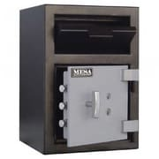 Mesa™ 0.8 Cubic Ft. Depository Safe with Dual Key Lock with Premium Delivery