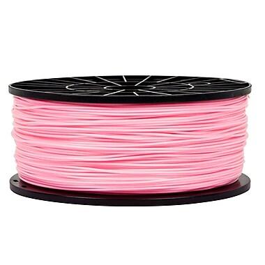 Monoprice® 1.75mm 1kg PLA Premium 3D Printer Filament Spool, Pink