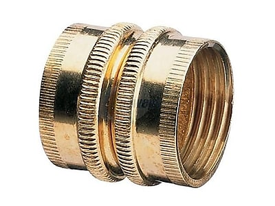 Nelson 50574 Double Female Pipe & Hose Fitting, Dual Swivel