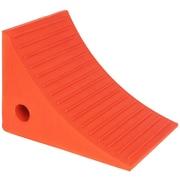 Checkers® Monster® Roadblock 3.5 lbs. Wheel Chock, Orange