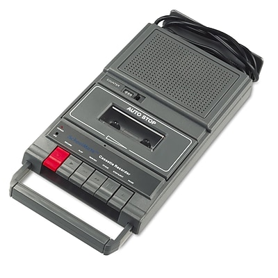 Amplivox® Cassette Recorder and 8 Station Jackbox