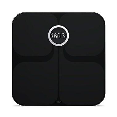 Fitbit Aria WI-FI Smart Scale, Black