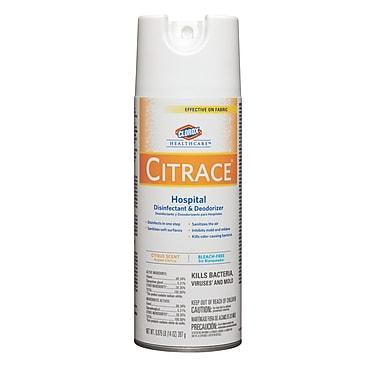 Citrace® Aerosol Germicidal Disinfectants, 14 oz, 12/Pack