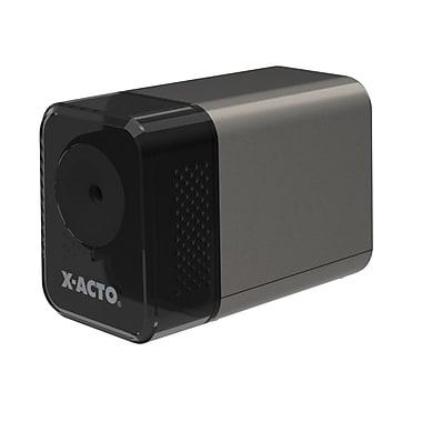 X-ACTO XLR 1800 Electric Pencil Sharpener Metallic Putty